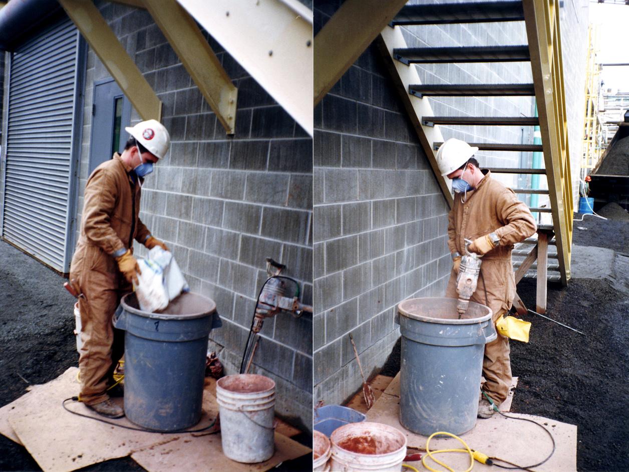 Як і де використати цемент який прийшов у непридатність затверд у мішках 11 фотография