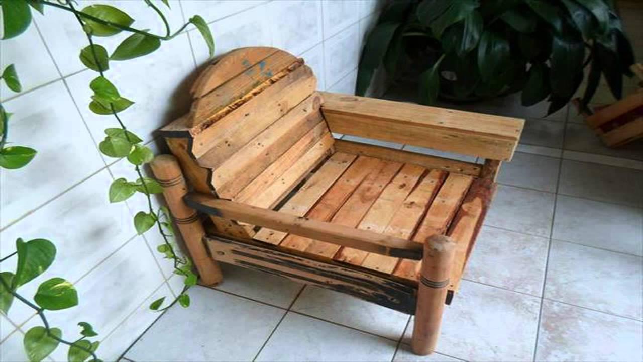 Преимущества изготовления кресла из дерева