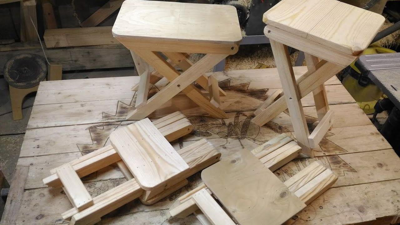 Выбор материала для изготовления стула своими руками из дерева